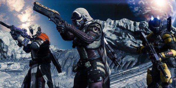 Destiny: Kostenloses Upgrade auf die Next-Gen-Version begrenzt möglich