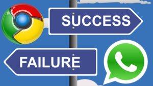 Böses WhatsApp, gutes Chrome OS und IFA-IFA-IFA