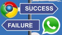 Böses WhatsApp, gutes Chrome OS und IFA-IFA-IFA - Ein paar Minuten Android