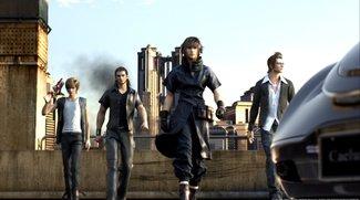 Final Fantasy XV: Bereits zur Hälfte fertiggestellt