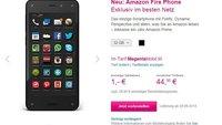 Amazon Fire Phone: Ab sofort in Deutschland  vorbestellbar, Preissturz in den USA