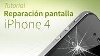 Tutorial de reparación de pantalla para iPhone 4 y preguntas más frecuentes