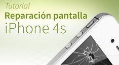 Tutorial de reparación de pantalla para iPhone 4s y preguntas más frecuentes