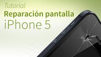 Tutorial de reparación de pantalla para iPhone 5 y preguntas más frecuentes