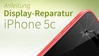 iPhone 5c Display wechseln: Anleitung und FAQ/Troubleshooting