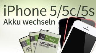 So geht der Akku-Wechsel beim iPhone 5, iPhone 5c und iPhone 5s