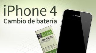 Cambio de batería de iPhone 4: Guía y FAQ