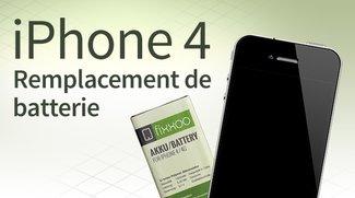Remplacement de batterie d'iPhone 4: Tutoriel et FAQ