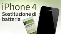 Cambio di batteria di iPhone 4: Guida e FAQ