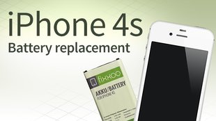 iPhone 4s battery replacement: Tutorial and FAQ