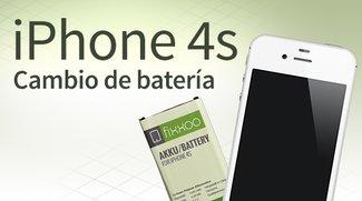 Cambio de batería de iPhone 4s: Guía y FAQ