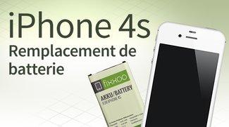Remplacement de batterie d'iPhone 4s: Tutoriel et FAQ