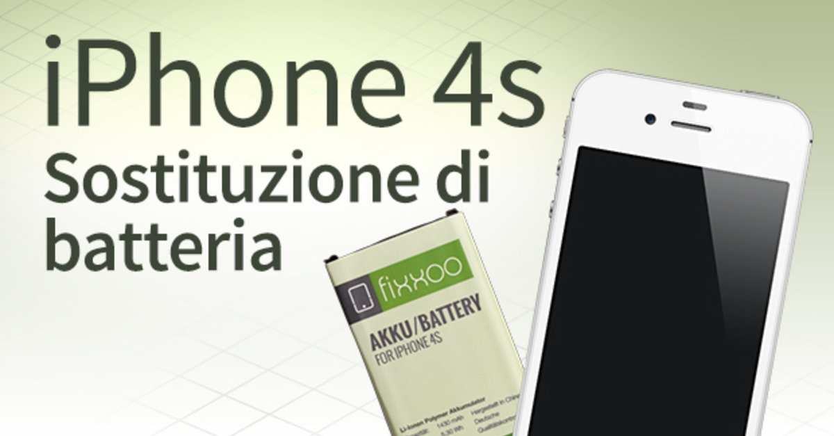 costo cambio batteria iphone 4s apple store