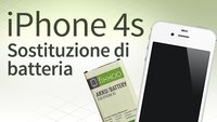 Cambio di batteria di iPhone 4s: Guida e FAQ