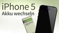 iPhone 5 Akku wechseln: Anleitung und FAQ