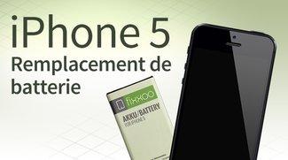 Remplacement de batterie d'iPhone 5: Tutoriel et FAQ