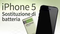 Cambio di batteria di iPhone 5: Guida e FAQ