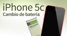Cambio de batería de iPhone 5c: Guía y FAQ