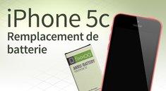 Remplacement de batterie d'iPhone 5c: Tutoriel et FAQ