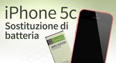 Cambio di batteria di iPhone 5c: Guida e FAQ