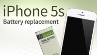 iPhone 5s battery replacement: Tutorial and FAQ