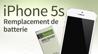 Remplacement de batterie d'iPhone 5s: Tutoriel et FAQ