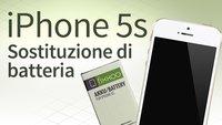 Cambio di batteria di iPhone 5s: Guida e FAQ