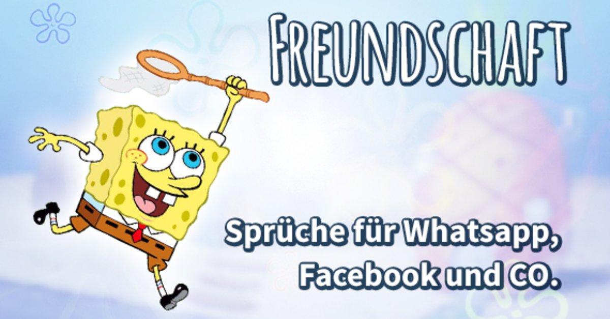 Freundschafts Spruche Fur Whatsapp Facebook Und Co Giga