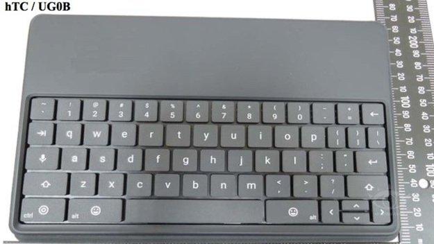 Nexus 9: Bluetooth-Tastatur auf ersten Fotos gesichtet