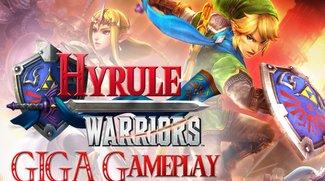 GIGA Gameplay: Im Zelda-Universum Gegnerhorden schnetzeln!