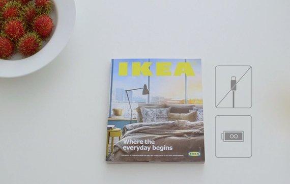 IKEA präsentiert voller Stolz iPad-Konkurrenz: BookBook