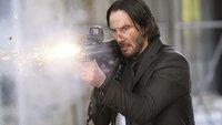 Keanu Reeves teilt im düsteren Trailer zu John Wick gehörig aus