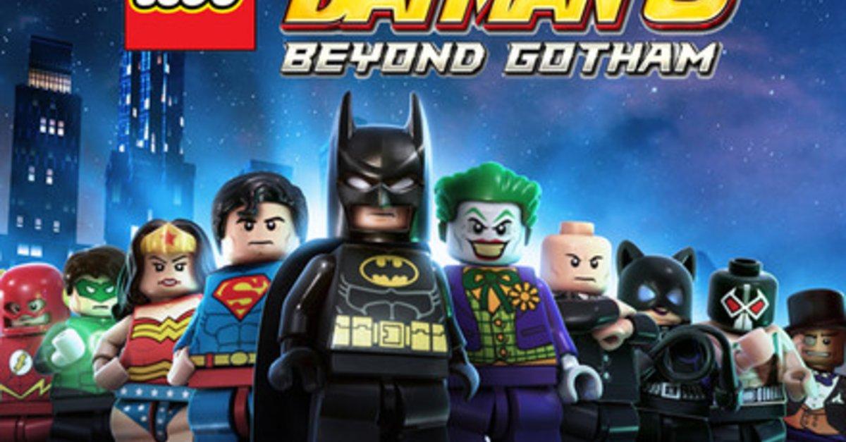 LEGO Batman 3 - Jenseits von Gotham: Cheats und Codes für