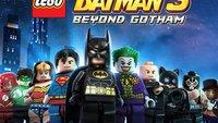 LEGO Batman 3 - Jenseits von Gotham: Cheats und Codes für den Dunklen Ritter