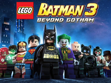 Lego Batman 3 Wallpaper