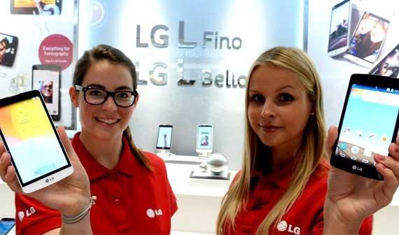 LG L Fino & L Bello in Kürze in Deutschland erhältlich