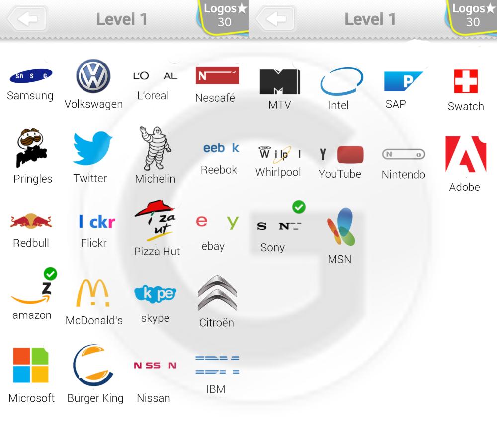 Logo quiz answers level 1 windows 8 laptop