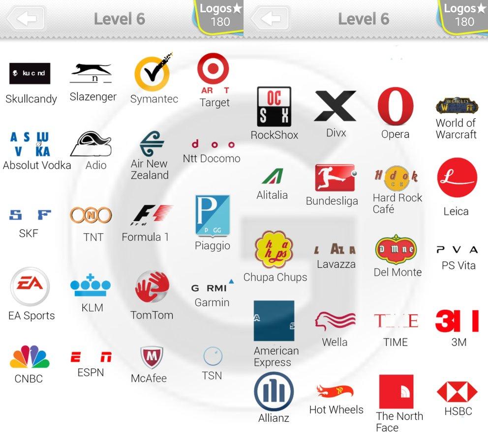 Logo quiz lsungen level 6 giga logo quiz lsungen level 6 2 altavistaventures Image collections