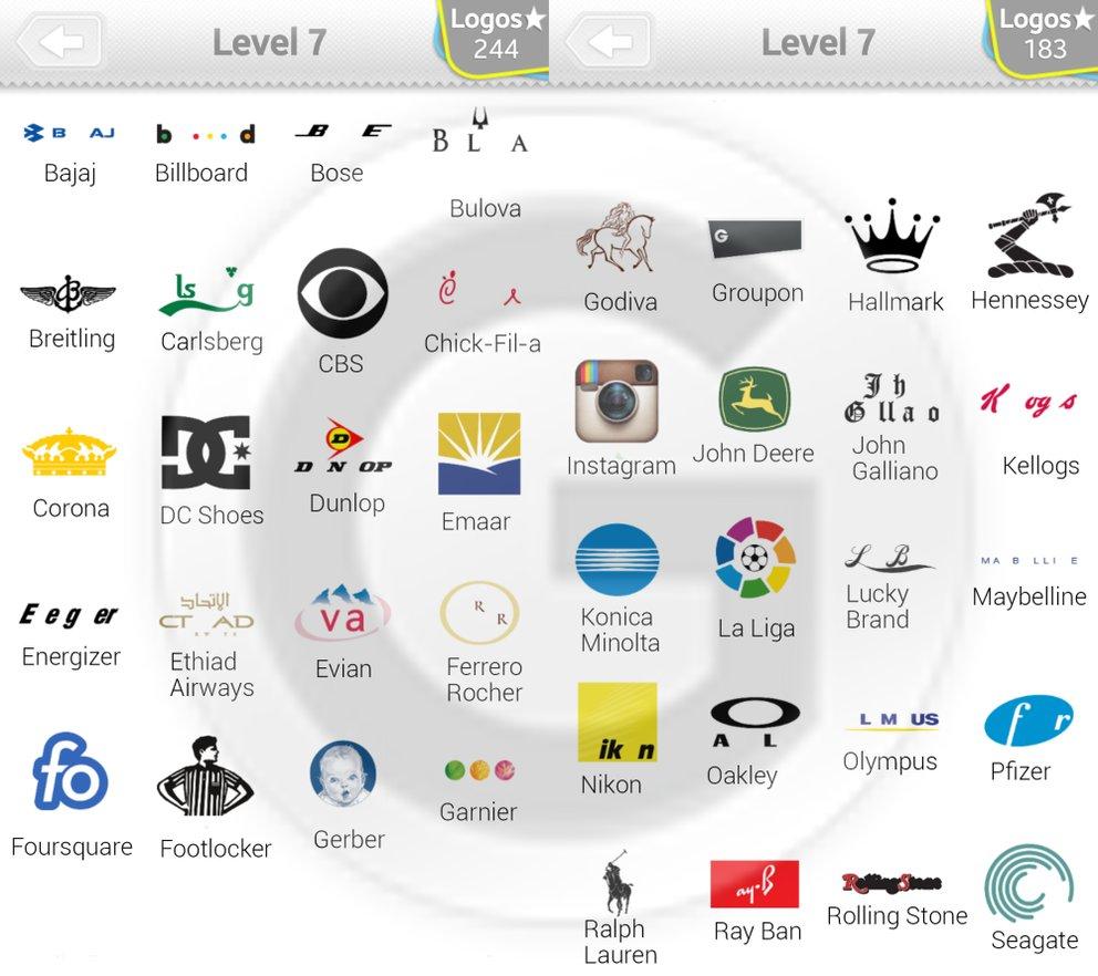 Logo Quiz L 246 Sungen Level 7 Giga