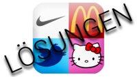 Logo Quiz Lösungen (bubble quiz games): Level 1 bis 20 durchgespielt  (Android/iOS)