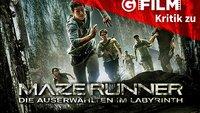 MAZE RUNNER - Die Auserwählten im Labyrinth - Kritik