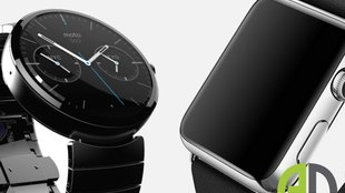 Android Wear vs. Apple Watch: Screenshot-Vergleich der Smartwatch-Systeme