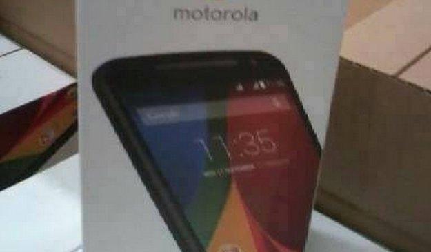 Moto G 2: Preise, Specs und Verpackungs-Foto geleakt, wird auch Moto G heißen