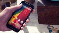 Motorola Moto G (2014): Wallpaper zum Download
