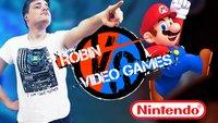 Robin VS Video Games: Nintendo - Nicht so super?