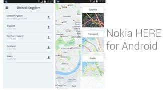 Nokia HERE: Entwicklung für Android und iOS an erster Stelle&#x3B; Offline-Navigation soll kostenlos bleiben