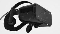 Oculus Rift Crescent Bay: Neuer Prototyp der VR-Brille mit integriertem Audio-Ausgang vorgestellt