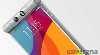 OPPO N3: Bilder von Smartphone mit rotierbarer Kamera &amp&#x3B; markantem Design geleakt