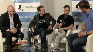IFA 2014: Livestream Tag 4 - Panzerglass, LTE und Bluetooth