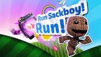 Run Sackboy! Run!: Plattformer für PS Vita und Mobile-Geräte angekündigt
